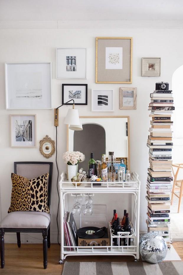 5 τρόποι να κάνεις τα βιβλία σου μέρος της διακόσμησης του σπιτιού σου |  Ladylike.gr