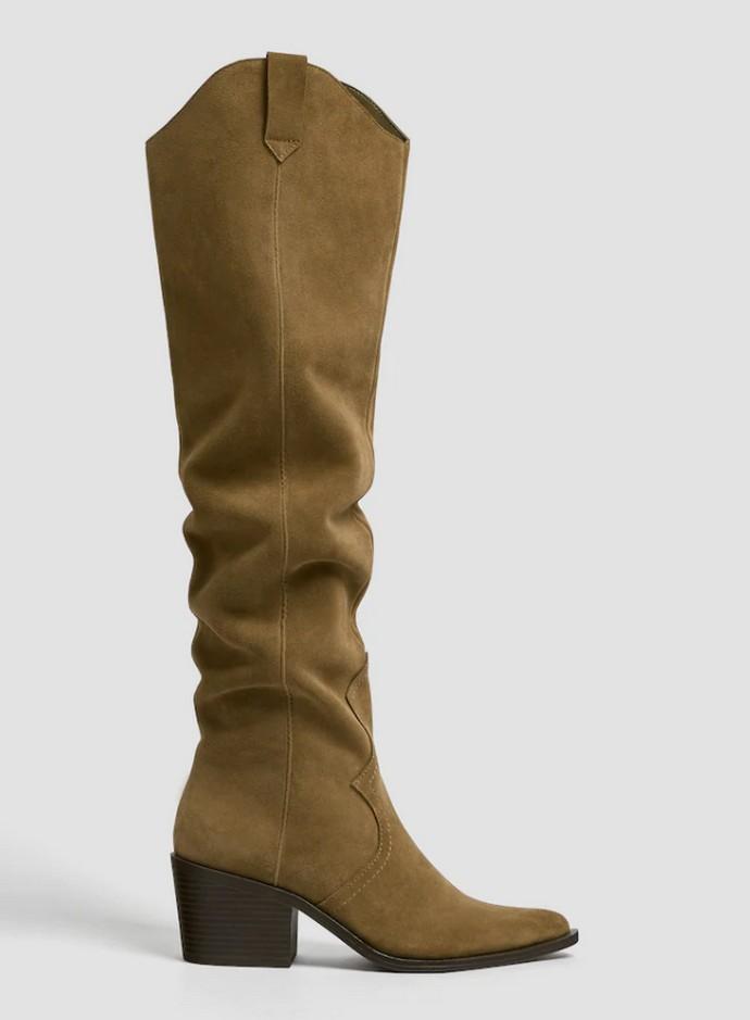 Καουμπόικες μπότες ως το γόνατο