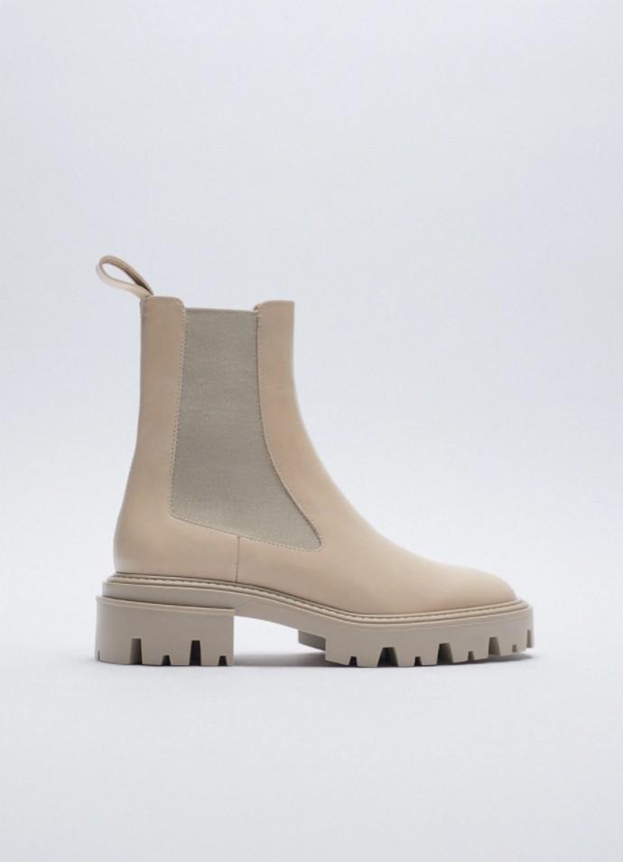 Δερμάτινα truck boots