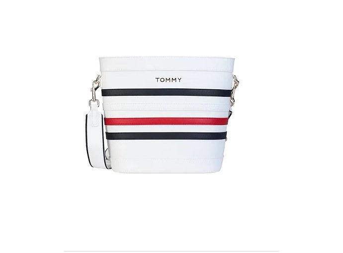 Bucket bag με λογότυπο