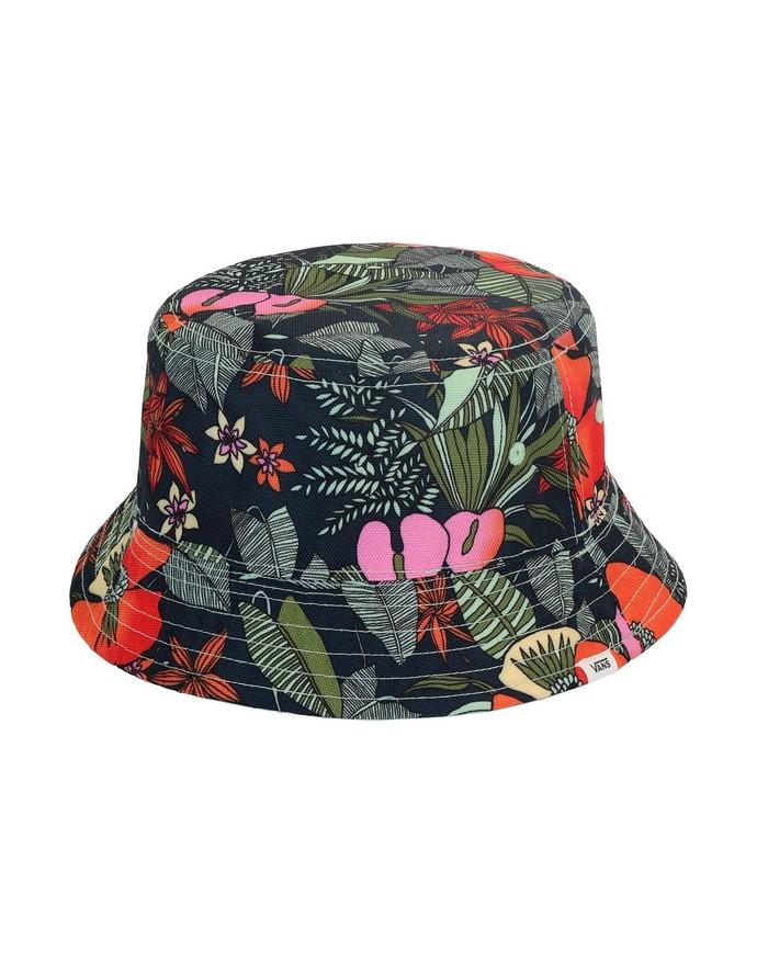 Καπέλο με τρόπικαλ print