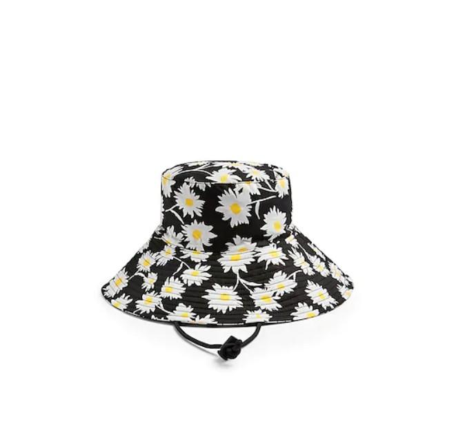 Καπέλο σε daisy print