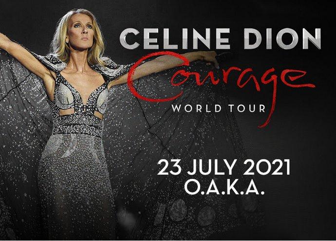 Η νέα ημερομηνία της συναυλία της Celine Dion στην Αθήνα