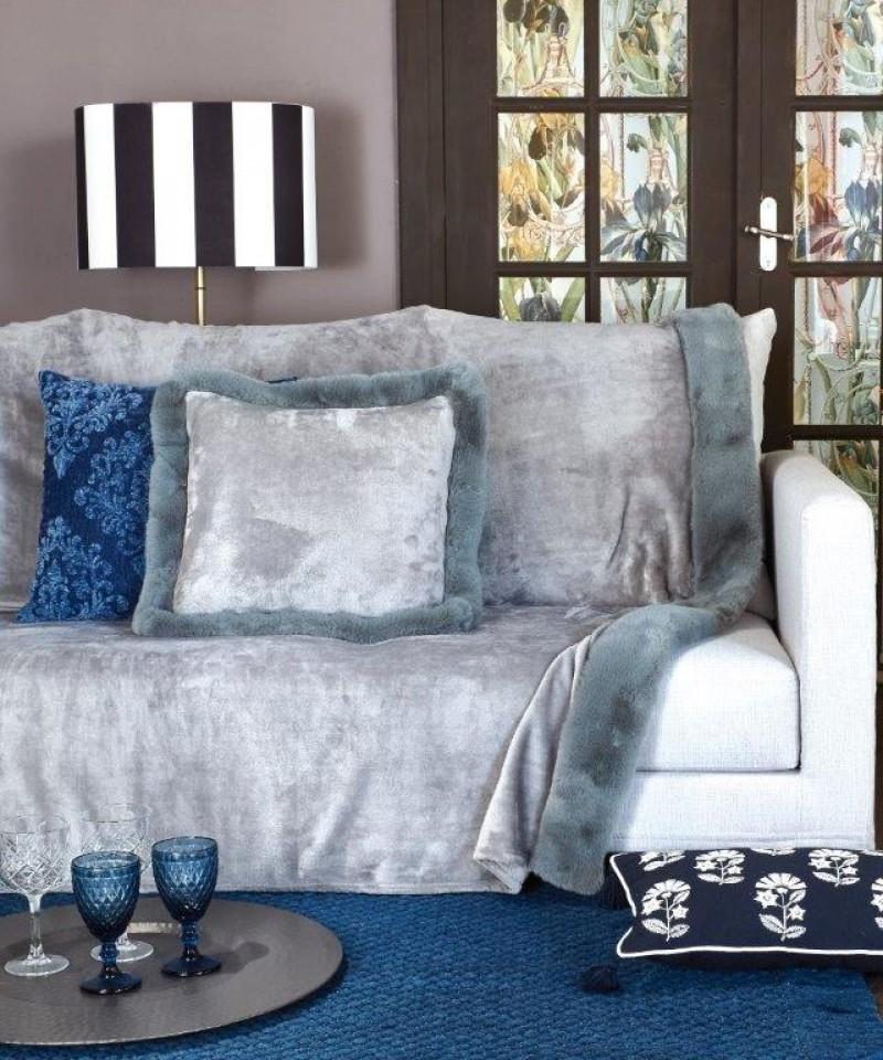 Ριχτάρι Polyester -Flannel Fleece 130x180εκ.