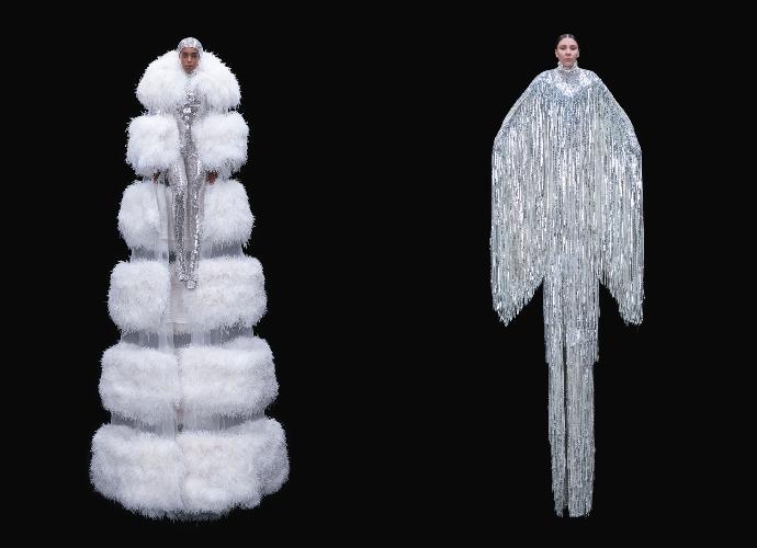 couture συλλογή Valentino