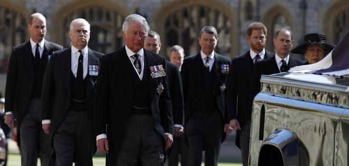 πρίγκιπας Harry Κάρολος