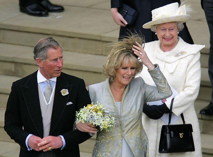 πρίγκιπας Κάρολος Καμίλα The Crown