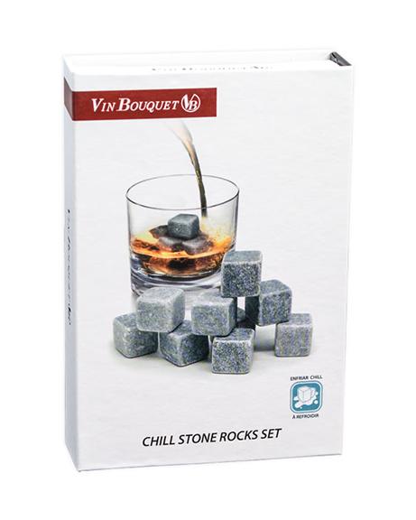 Chilling Stone Rocks Set/9