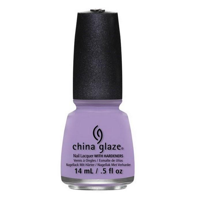 China Glaze στην απόχρωση Lotus Begin