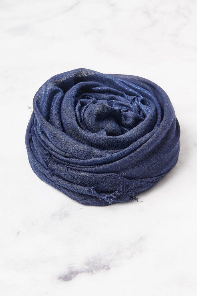 μαντήλι μπλε