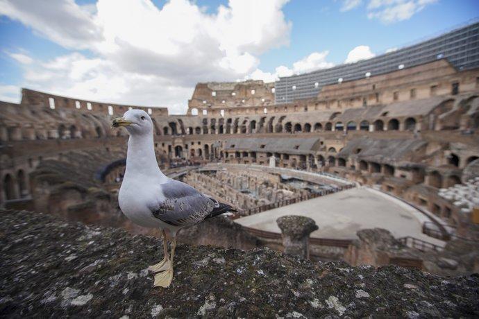 Ιταλία εικόνες κορονοϊός