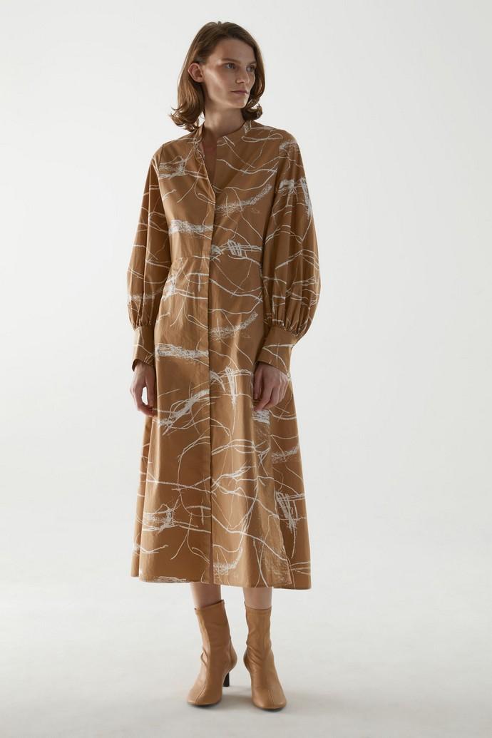 Φόρεμα από οργανικό βαμβάκι