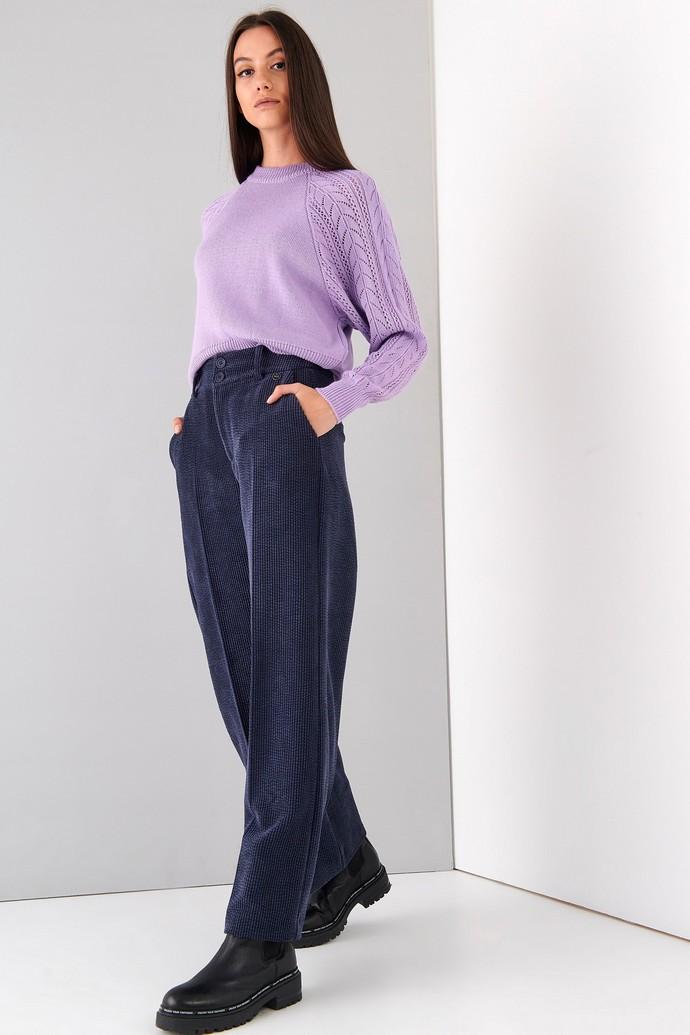 Κοτλέ παντελόνι με τσέπες