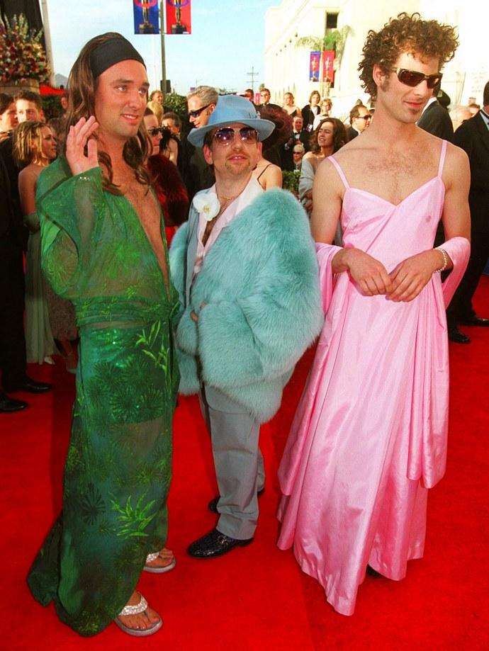 αμφιλεγόμενες εμφανίσεις στα Oscars