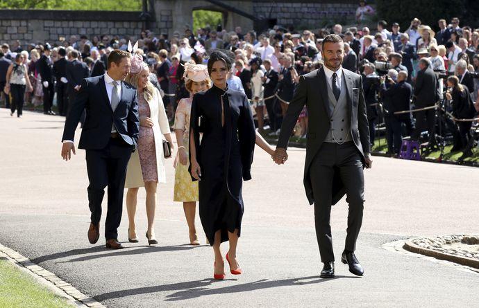 David Beckham Harry