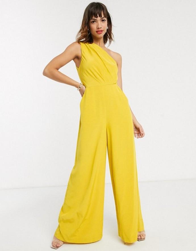 Ολόσωμη φόρμα με έναν ώμο