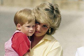 Το αδημοσίευτο σημείωμα της Diana για τον William και τον Harry