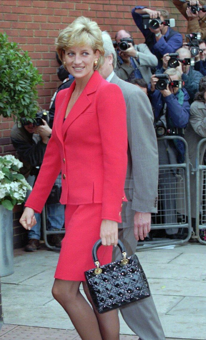 το στιλ της πριγκίπισσας Diana