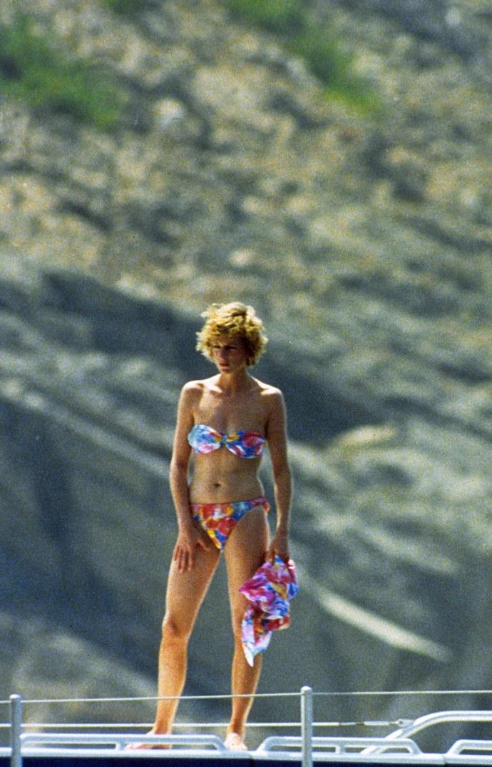 καλοκαιρινές τάσεις, Πριγκίπισσα Diana