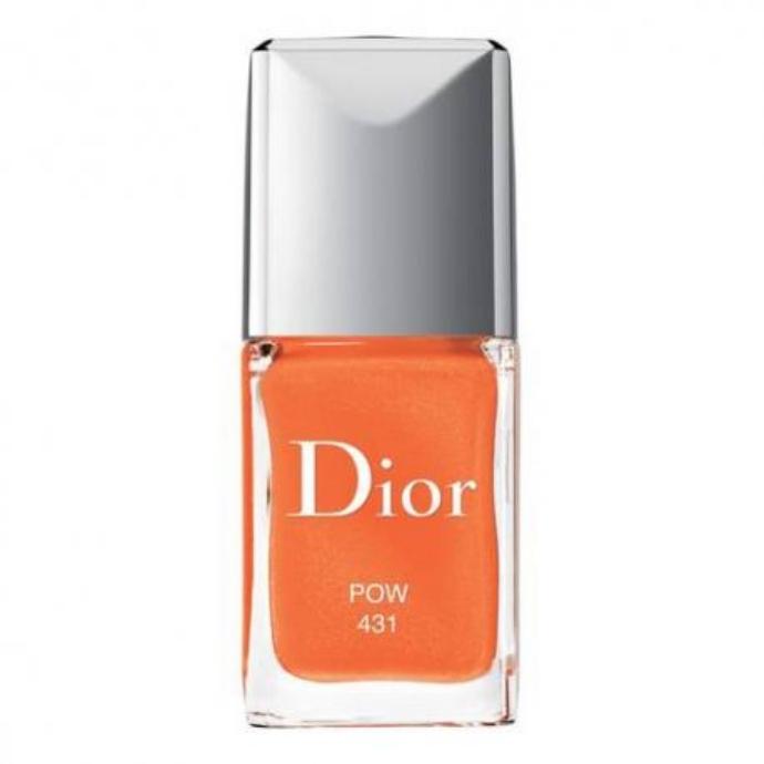 Βερνίκι νυχιών Dior Vernis στην απόχρωση 431 Pow