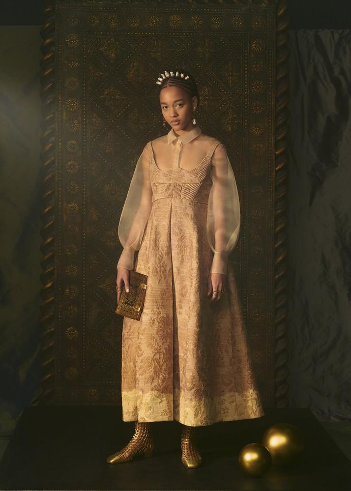 Spring 2021 couture συλλογή Dior