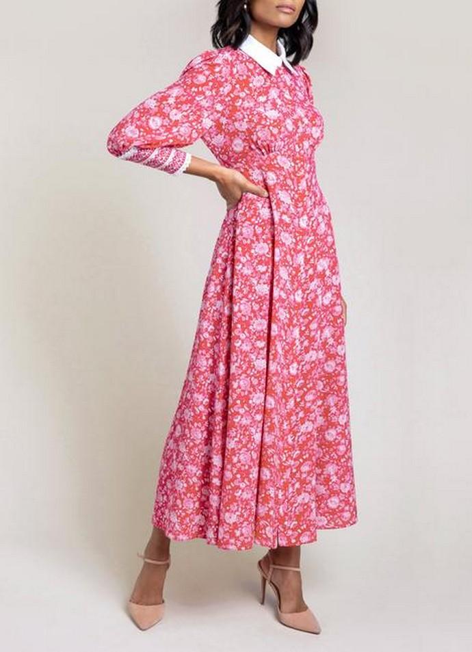 Kate Middleton shirt dress