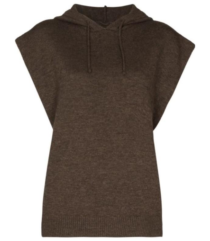 Πλεκτό hoodie
