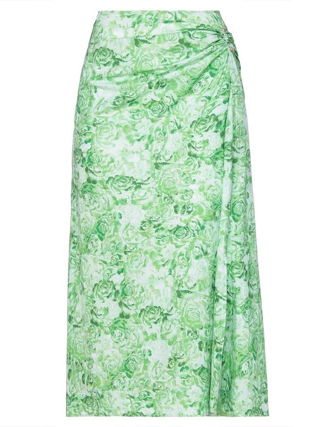 Μάξι φλοράλ φούστα