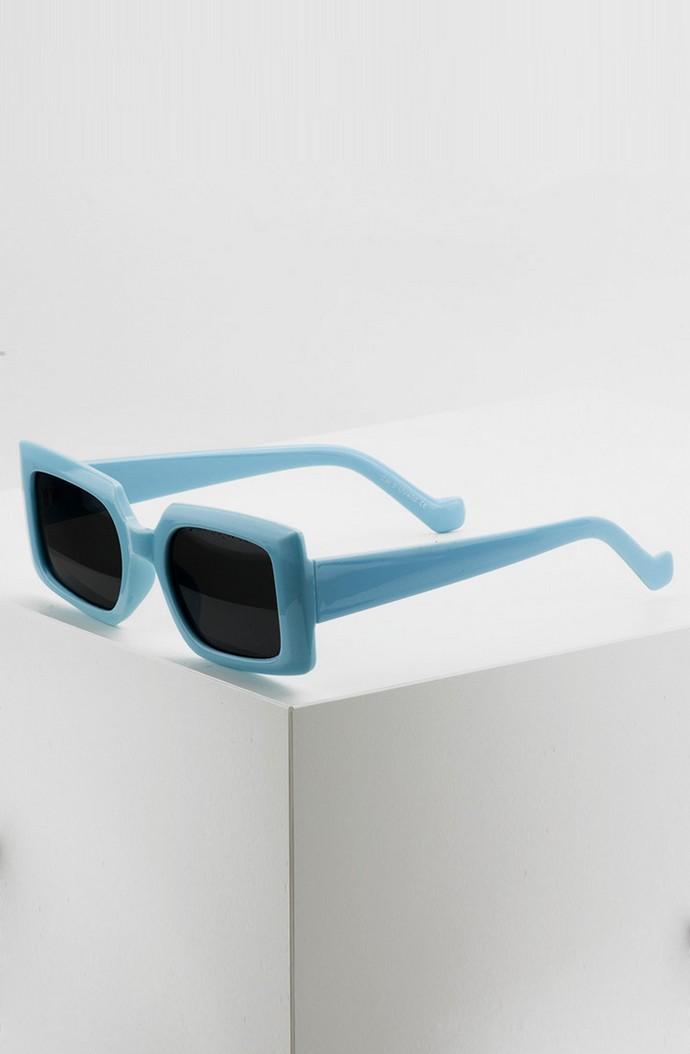 Ορθογώνια γυαλιά ηλίου