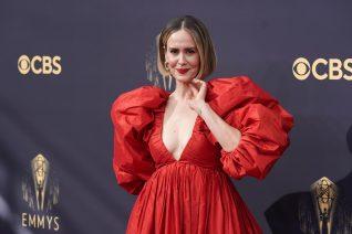 Emmys 2021: Η κατηγορία στο κόκκινο χαλί ήταν χρώμα! χρώμα! χρώμα!
