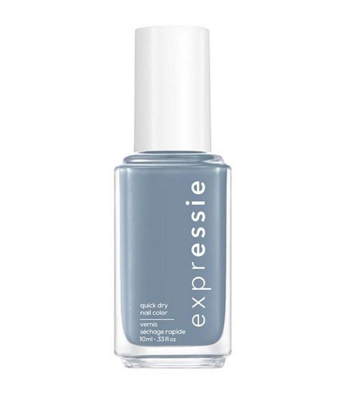Βερνίκι νυχιών σε υπέροχο dusty blue (340  Air Dry)