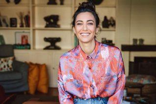 Ευγενία Σαμαρά: Το σπίτι της είναι η πιο stylish μηχανή του χρόνου