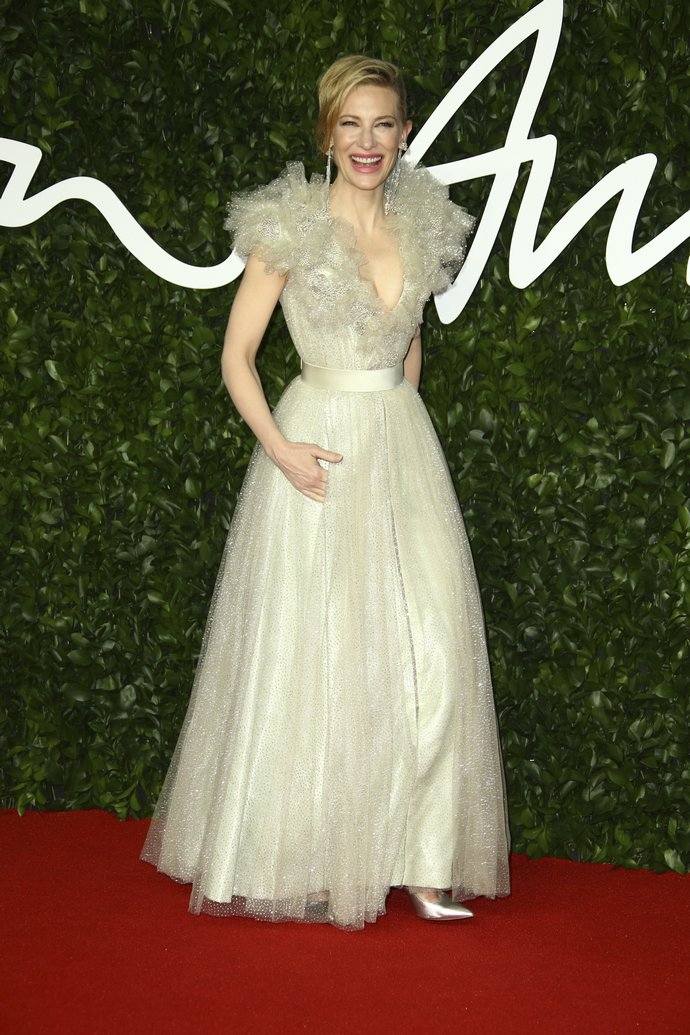 H Cate Blanchett στα British Fashion Awards