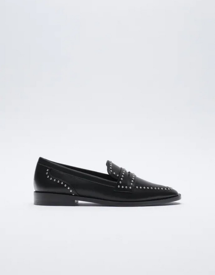 Loafers με τρουκς