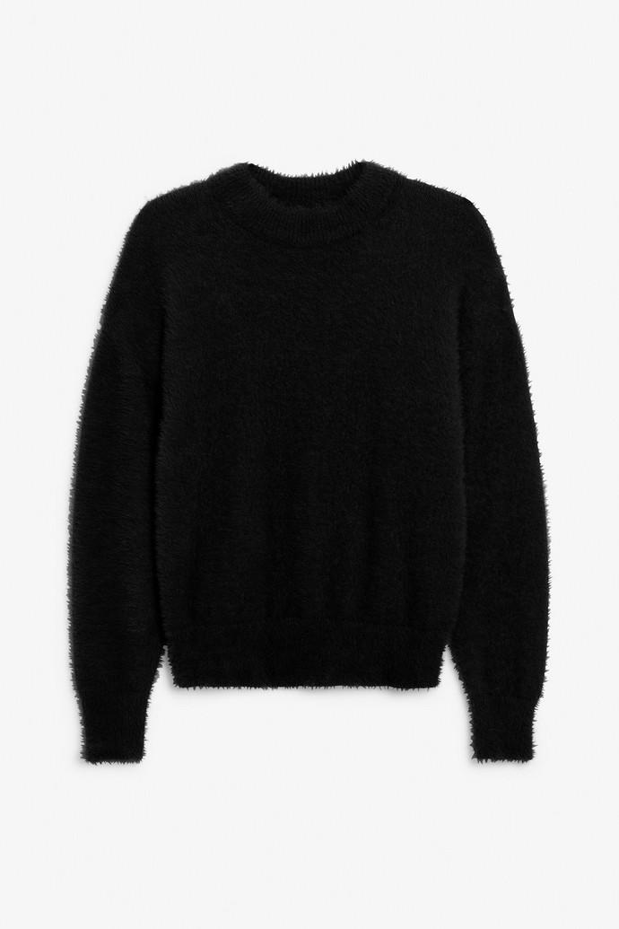 Fluffy πουλόβερ
