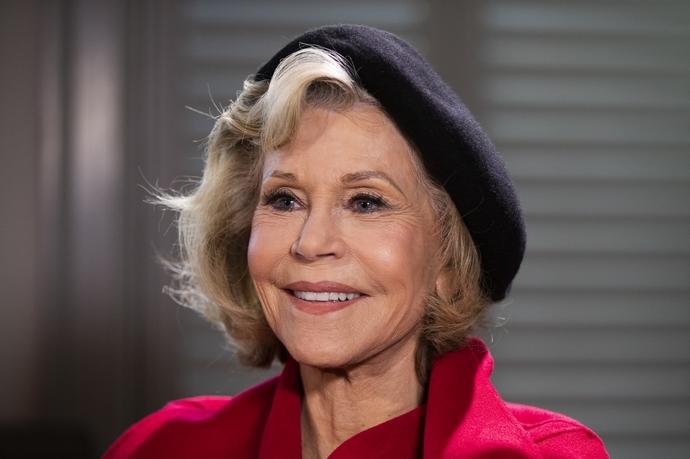 Jane Fonda πλαστικές επεμβάσεις