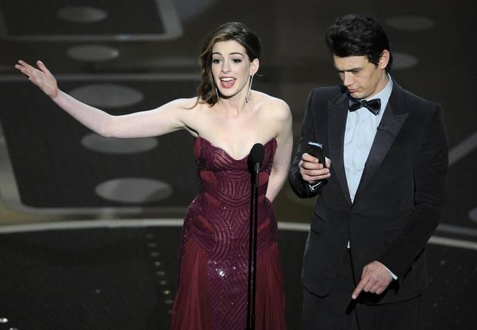 Oscars άβολες στιγμές