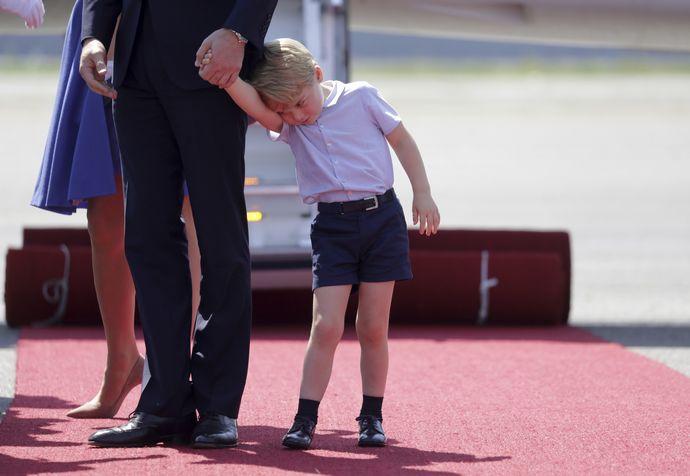 παιδιά βασιλικής οικογένειας