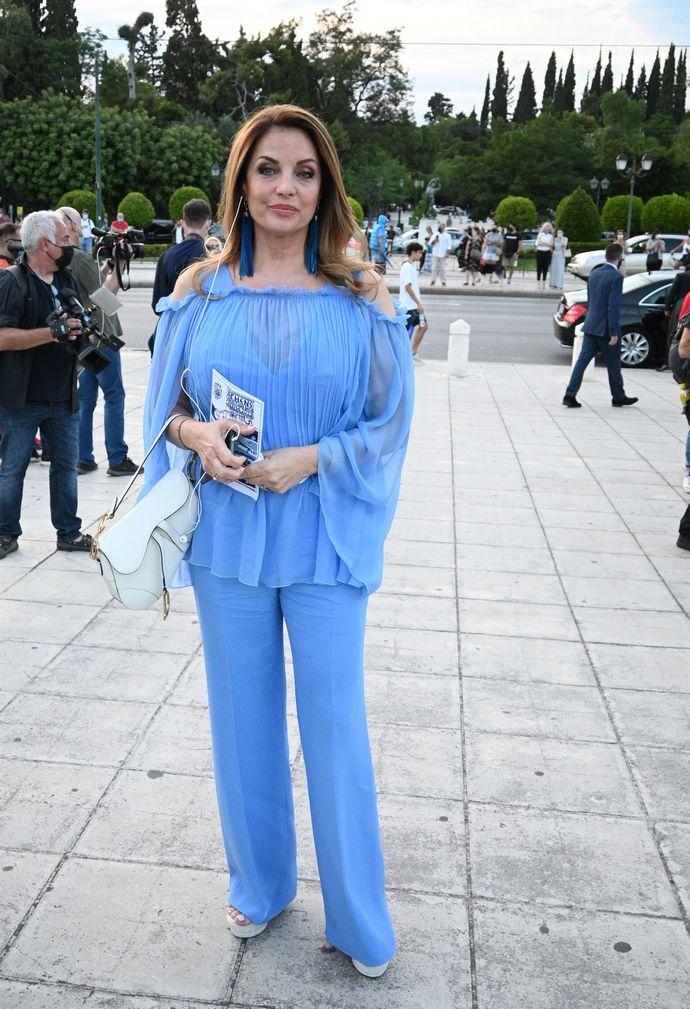 Dior Celebrates Greece