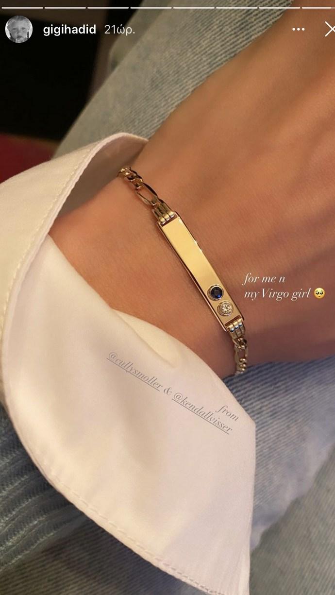 bracelet Gigi Hadid