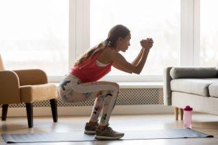 Γλουτοί: Οι 5 ασκήσεις που τους γυμνάζουν απίστευτα σε 11 λεπτά