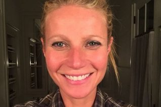 H Gwyneth Paltrow υποδέχτηκε τα 48 γυμνή στη φύση