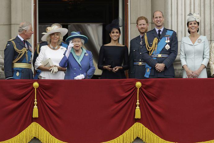 πρίγκιπας Harry Meghan Markle Finding Freedom