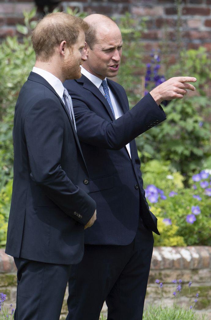 πρίγκιπας Harry William Diana