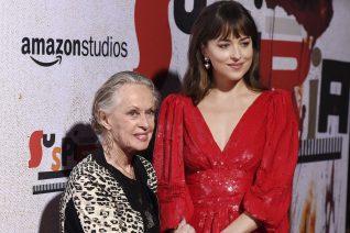 H καλλονή 90χρονη γιαγιά της Dakota Johnson ήταν η μούσα του Hitchcock