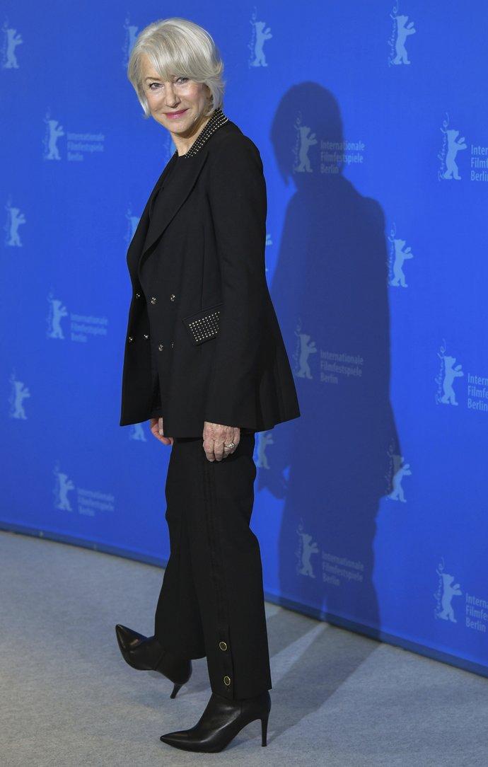 μαθήματα στιλ, Helen Mirren