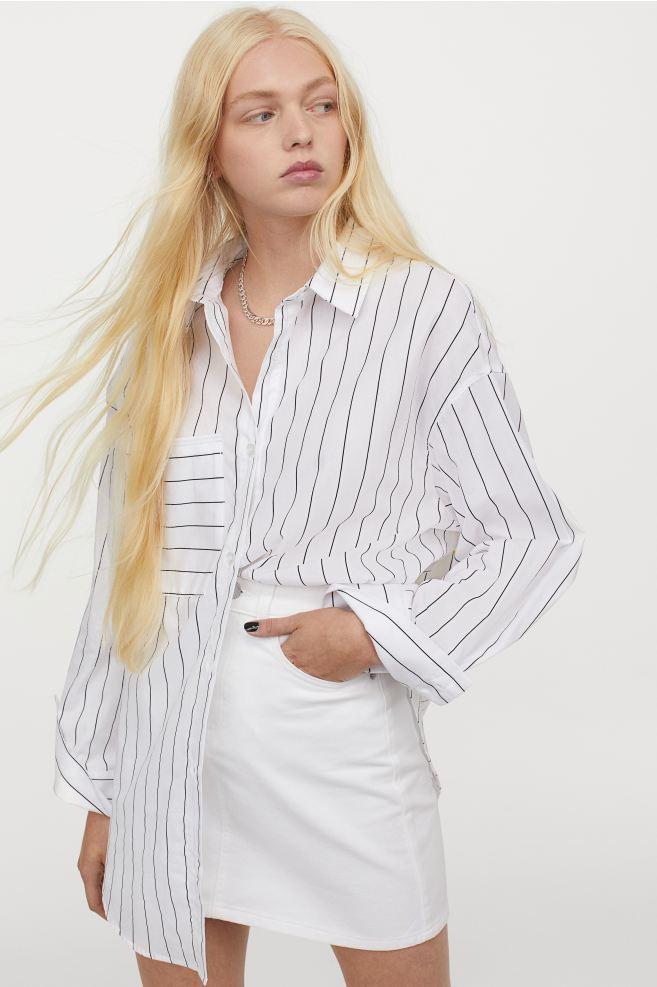 Υβόννη Μπόσνιακ πουκάμισο
