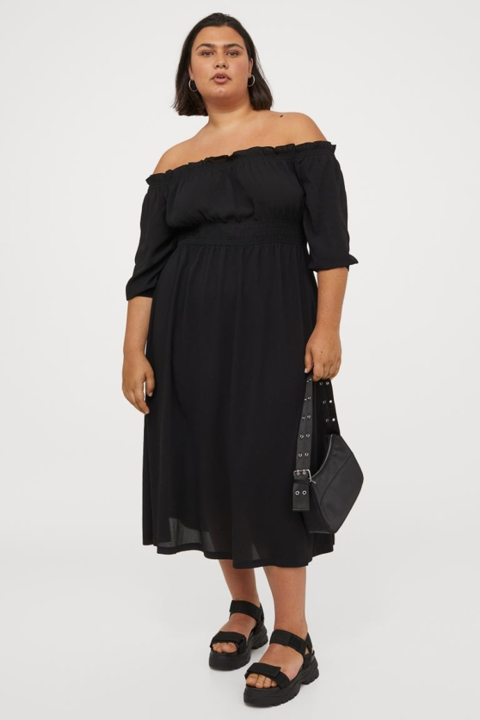 Έξωμο φόρεμα