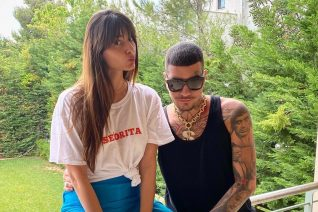 Ηλιάνα Παπαγεωργίου- Snik: 5 φορές που τους είδαμε φουλ ερωτευμένους