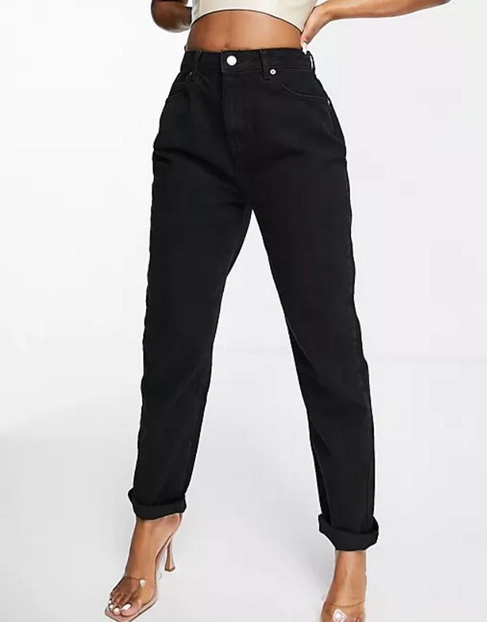 Ψηλόμεσο mom jeans